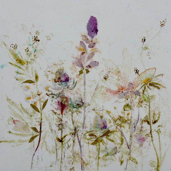 Wild flowers van RAR Kramer