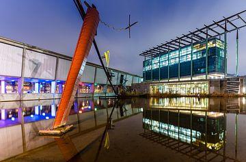Het Nieuwe Instituut von Jeroen Kleiberg