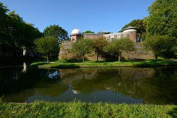 Museum en sterrenwacht Sonnenborgh in Utrecht van