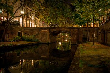 Nieuwe gracht,Utrecht van Robin Pics (verliefd op Utrecht)