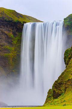 Skogafoss, IJsland van Henk Meijer Photography
