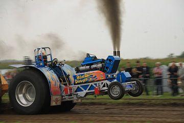 Tractor Pulling van Marcel van Rijn