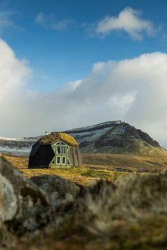 Hut van de Faeröer van Stefan Schäfer