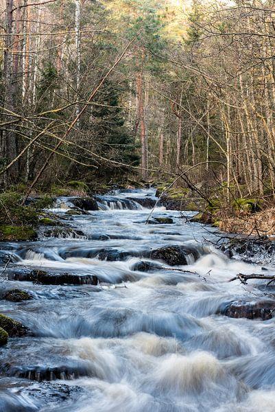 Zweden landschap 105 van Geertjan Plooijer