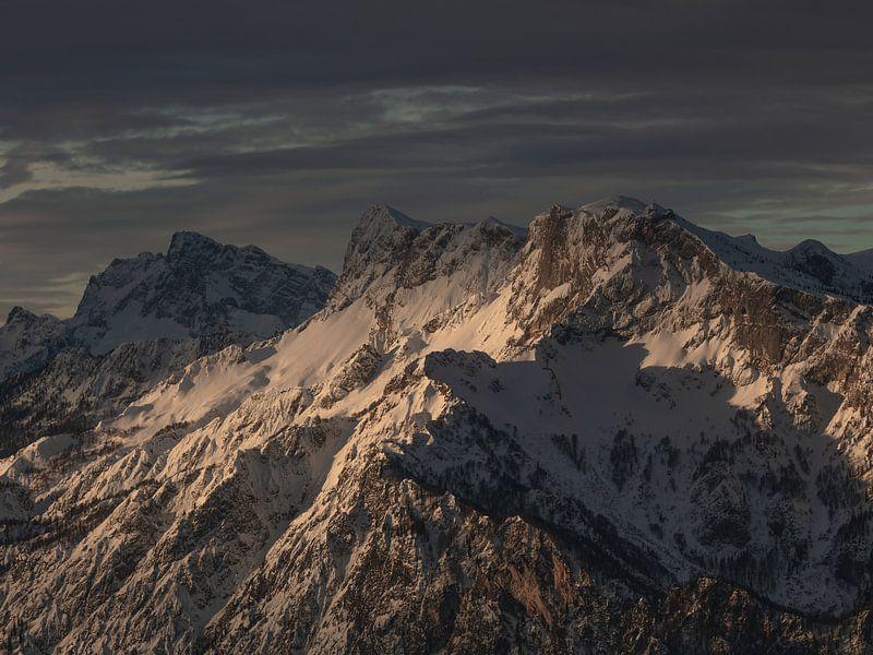 Untersberg wacht auf von Thomas Weber