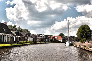 Waterweg von Bas Stijntjes