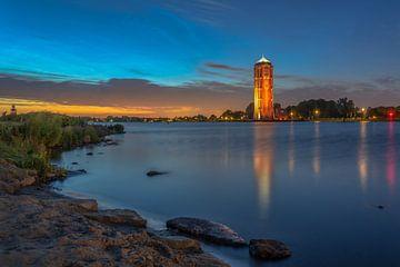 Watertoren Aalsmeer van Bart Hendrix