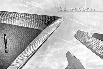 Rotterdam Centraal Station sur Rob van der Teen