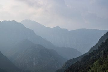 Berglandschap van Jefra Creations