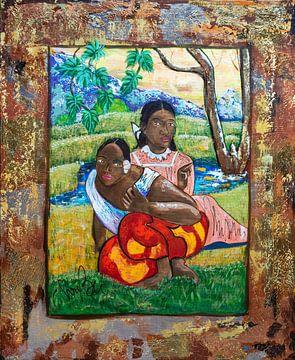 Ode an Paul Gauguin von Christel De Buyser