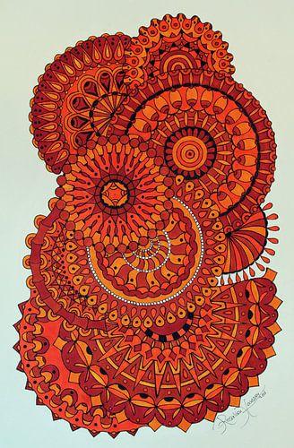 Mandala-achtig