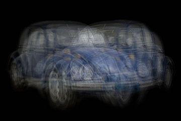 VW Kever van Wim Beunk