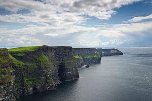 De kliffen van Moher, westkust van Ierland