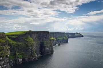De kliffen van Moher, westkust van Ierland van