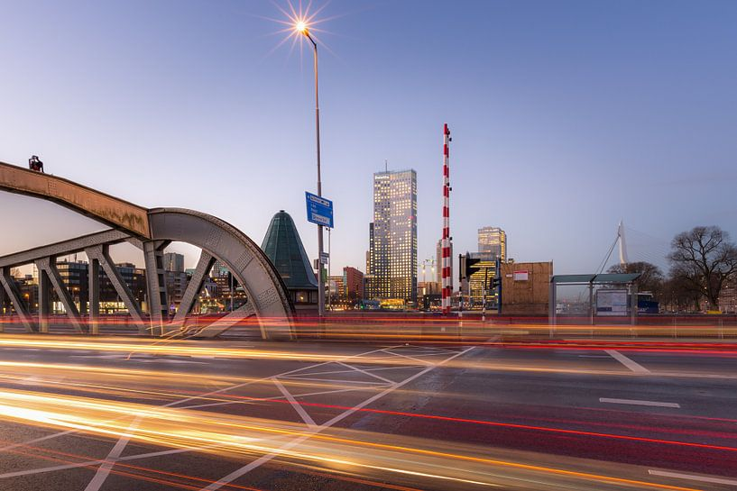 Koningsbrug Rotterdam van Prachtig Rotterdam