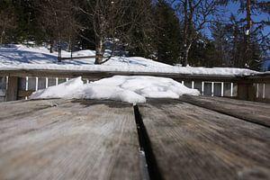 even pauzeren tijdens wintersport