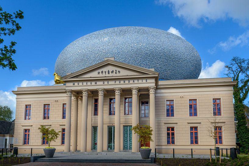 Museum de Fundatie in Zwolle van Sjoerd van der Wal