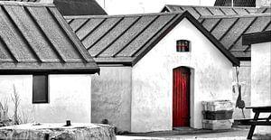 De rode deur van Kirsten Warner