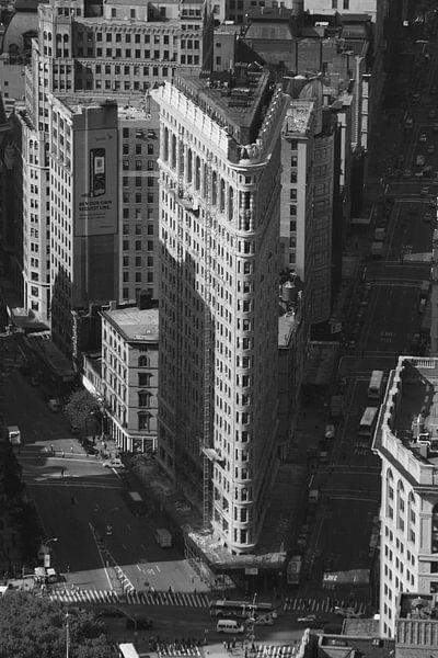 Flatiron Building van Gert-Jan Siesling