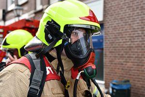 Brandweerman van