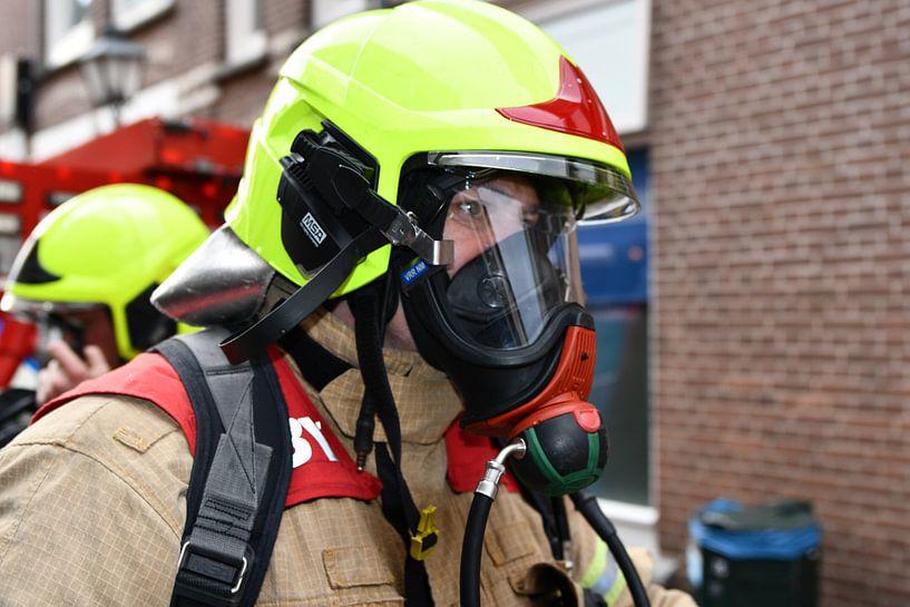 Brandweerman van Erik Terpstra