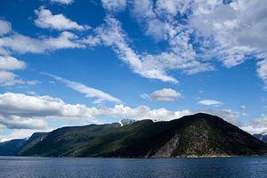 bergen landschap noorwegen