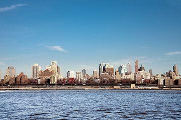 Floating Manhattan  van