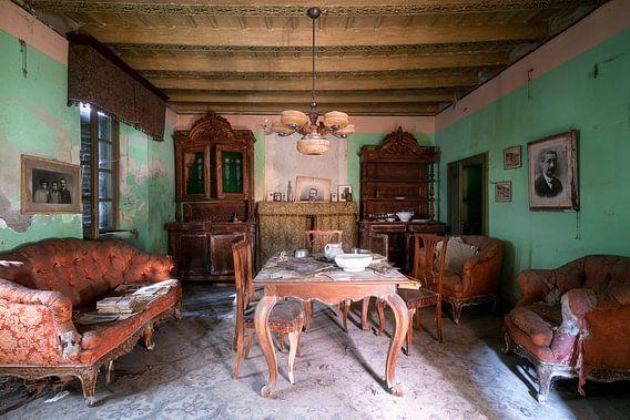 Vintage Wohnzimmer. von Roman Robroek
