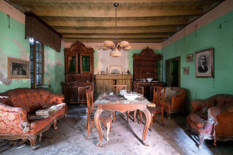 Vintage Wohnzimmer Von Roman Robroek