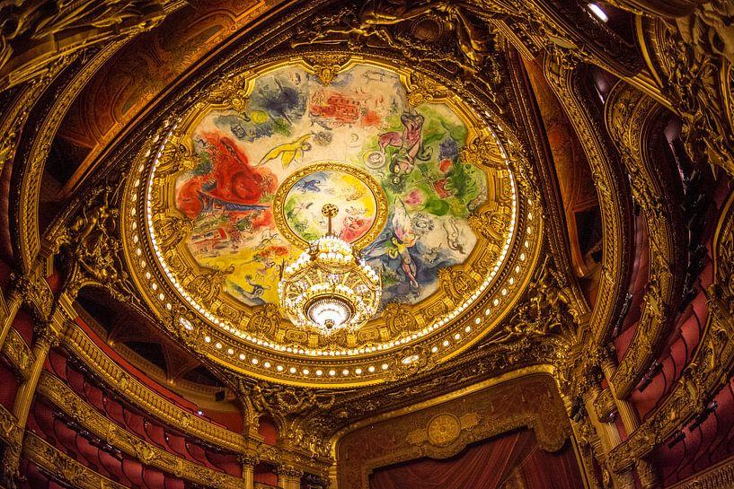 Opéra Garnier van Ronne Vinkx