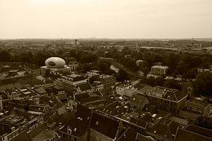 Zwolle vanaf de Peperbus II