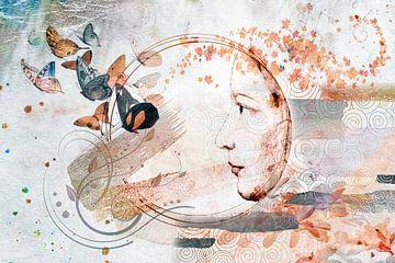 Vivid Dreams van Jacky Gerritsen