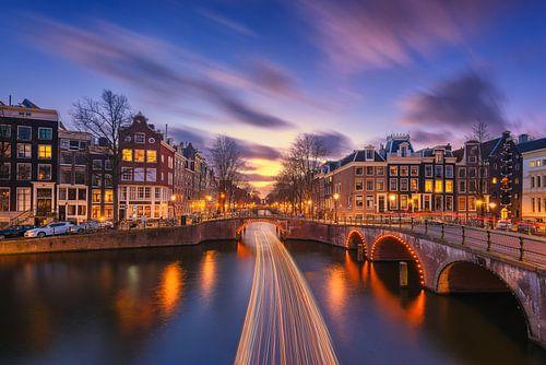 Amsterdam lichtsnelheid