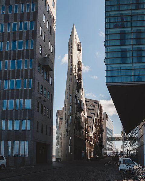 Architectuur in Amsterdam van Steven Schmitz