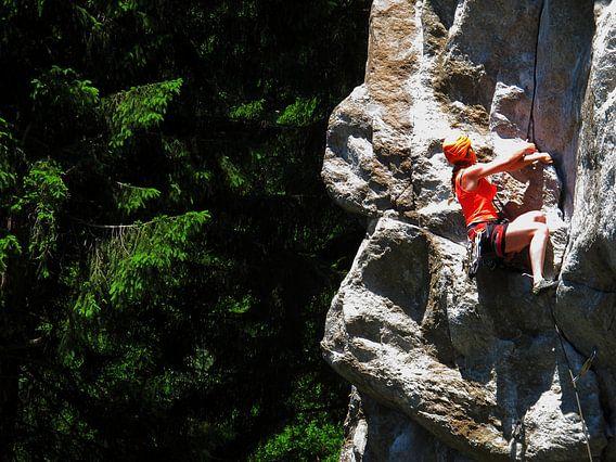 Rock Climbing von menno visser