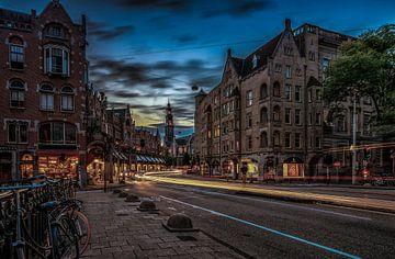 Westertoren / Raadhuisstraat Amsterdam von Mario Calma