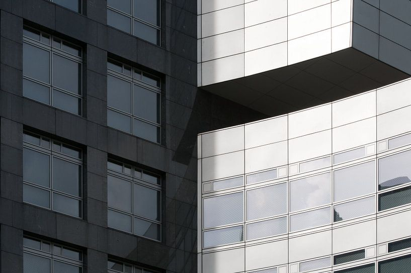 Stadsbeeld Amsterdam ZuidAs sur Sander Strijdhorst