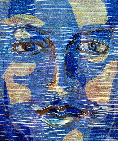 New Mind New Face 261014 van Eva van den Hamsvoort