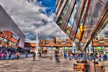 City Mall Almere de Esplanada von Brian Morgan