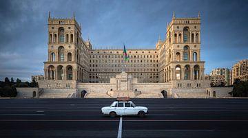 House of Government - Baku van Freek van den Bergh