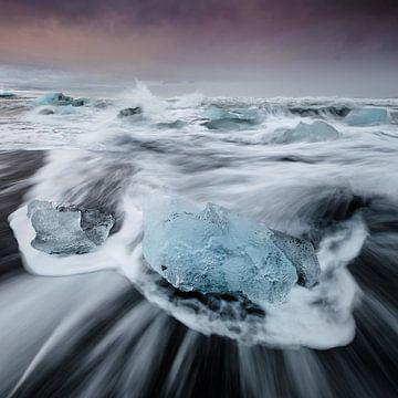 Dans van het ijs van