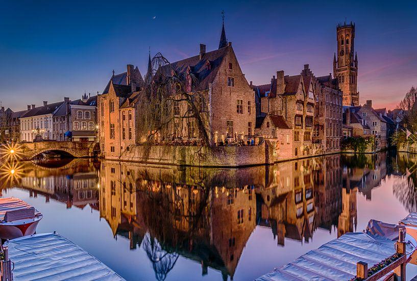 Brugge van Ellen van den Doel