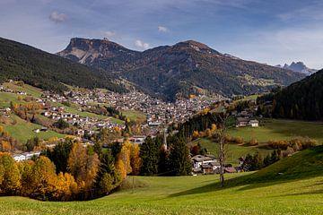 St. Ulrich, Italien von Adelheid Smitt