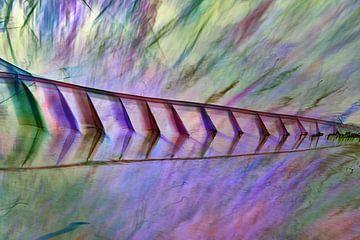 Reed trifft auf Wasser2 von Johan Kalthof