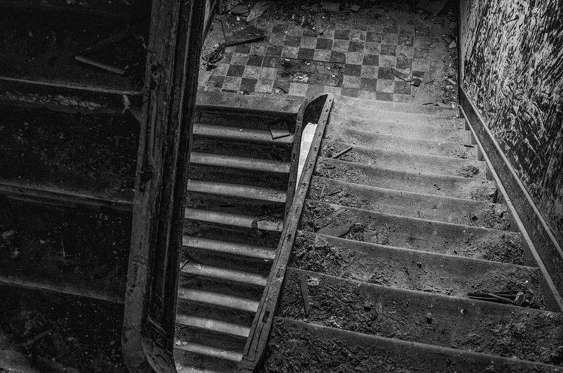 staircase van Jaco Verheul