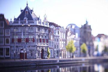 Spaarne Haarlem van Karel Ham