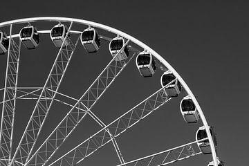 Reuzenrad Rotterdam von Rob van der Teen