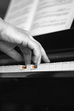 Klavier von Jeanet Francke