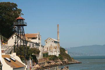 Alcatraz island 6 van