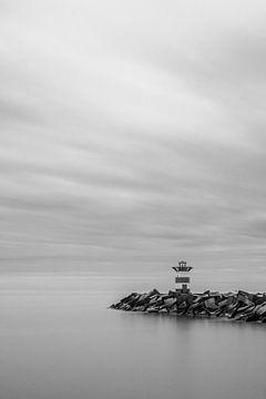 Haveningang Scheveningen van Joost Potma